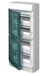 Изображение ABB Mistral65 Бокс навесной 48М прозрачная дверь (с клемм)