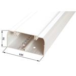 Изображение Кабель-канал Legrand 10429 DLP 105x50 цена указана за 1 метр