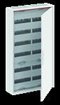 Изображение ABB Шкаф 144 М навесной IP44, 950x550x160 с расстоянием между DIN-рейками 125 мм и винтовыми клеммами N/PE CA26VZRU