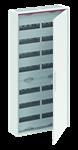 Изображение ABB Шкаф 168 М навесной IP44, 1100x550x160 с расстоянием между DIN-рейками 125 мм и винтовыми клеммами N/PE CA27VZRU