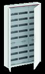 Изображение ABB Шкаф 288 М навесной IP44, 1250x800x160 с расстоянием между DIN-рейками 125 мм и винтовыми клеммами N/PE CA38VZRU