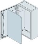 Изображение ABB Корпус шкафа с монт. платой 1200x600x300