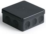 Изображение ABB Коробка распределительная, наружного монтажа, IP55, черная