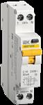 Изображение IEK АВДТ32М С25 30мА - Автоматический Выключатель Диф. Тока