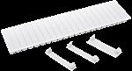 Изображение IEK Заглушка 12 модулей белая