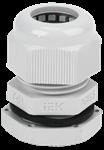 Изображение IEK Сальник PG 13.5 диаметр проводника 7-11мм IP54