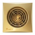 Изображение Вытяжной вентилятор Soler & Palau SILENT-100 CZ, gold 8 Вт