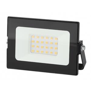 Изображение LPR-021-0-30K-010 ЭРА Прожектор светодиодный уличный 10Вт 800Лм 3000К 95х62х35
