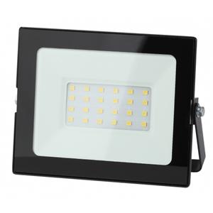 Изображение LPR-021-0-65K-030 ЭРА Прожектор светодиодный уличный 30Вт 2400Лм 6500К 139x104x35