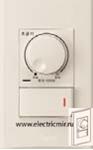 Изображение Anam Legrand Zunis Бежевый Светорегулятор 500W для л/н с выключателем с подсветкой
