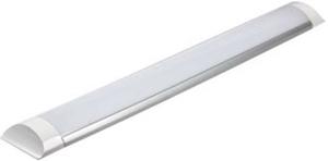 Изображение SPO-5-20-4K-M (F) ЭРА Светильник светодиодный линейный 18Вт 1200Лм 4000К 600х75мм матовый