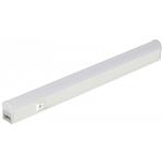 Изображение LLED-01-16W-4000-W ЭРА Линейный светодиодный светильник с выключателем 16Вт 4000К L1172мм