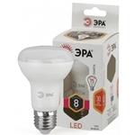 Изображение LED R63-8W-827-E27 ЭРА (диод, рефлектор, 8Вт, тепл, E27)