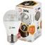 Изображение Лампа светодиодная P45-7W-827-E27-Clear ЭРА (диод,шар,7Вт,тепл,E27)