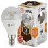 Изображение Лампа светодиодная P45-7W-827-E14-Clear ЭРА (диод,шар,7Вт,тепл, E14)