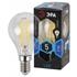 Изображение Лампа светодиодная F-LED P45-5W-840-E14 ЭРА (филамент, шар, 5Вт, нейтр, E14)