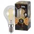 Изображение Лампа светодиодная F-LED P45-5W-827-E14 ЭРА (филамент, шар, 5Вт, тепл, E14)