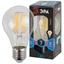 Изображение Лампа светодиодная F-LED A60-7W-840-E27 ЭРА (филамент, груша, 7Вт, нейтр., Е27)