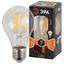 Изображение Лампа светодиодная F-LED A60-7W-827-E27 ЭРА (филамент, груша, 7Вт, тепл, Е27)