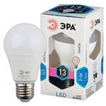Изображение Лампа светодиодная A60-13W-840-E27 ЭРА (диод, груша, 13Вт, нейтр, E27)
