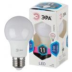 Изображение Лампа светодиодная A60-11W-840-E27 ЭРА (диод, груша, 11Вт, нейтр, E27)
