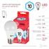Изображение Лампа светодиодная ECO LED A60-10W-840-E27 ЭРА (диод, груша, 10Вт, нейтр, E27)