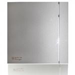 Изображение Вытяжной вентилятор Soler & Palau SILENT-100 CZ SILVER DESIGN