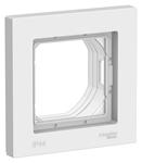 Изображение SE AtlasDesign Aqua Бел Рамка 1-ая IP44