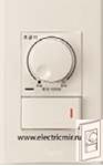 Изображение Anam Legrand Zunis Бежевый Светорегулятор 500W для л/н с переключателем с подсветкой