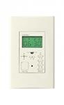 Изображение Anam Legrand Zunis Бежевый Выключатель 1-клавишный с ДУ, часами, будильником для л/н