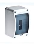 Изображение Щит распределительный навесной ЩРн-П-4 140х90х85мм с вертикальной дверью