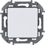 Изображение Legrand INSPIRIA Белый Выключатель одноклавишный 10 AX - 250 В