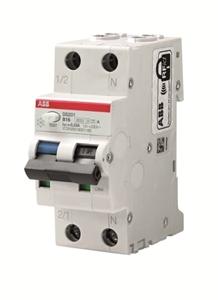 Изображение ABB DS201 Дифференциальный автоматический выключатель C10 AC30
