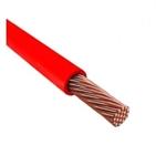 Изображение Провод силовой ПуГВ 1х1.5 красный ТРТС многопроволочный